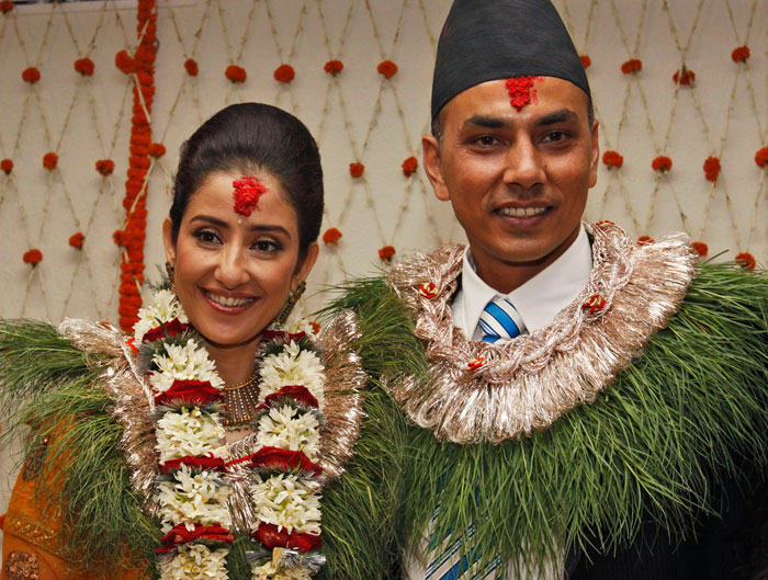 Un seen pics of manisha-koirala-wedding collection
