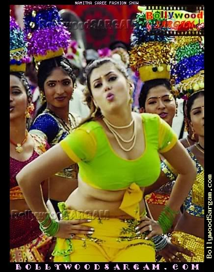 Hot Namitha