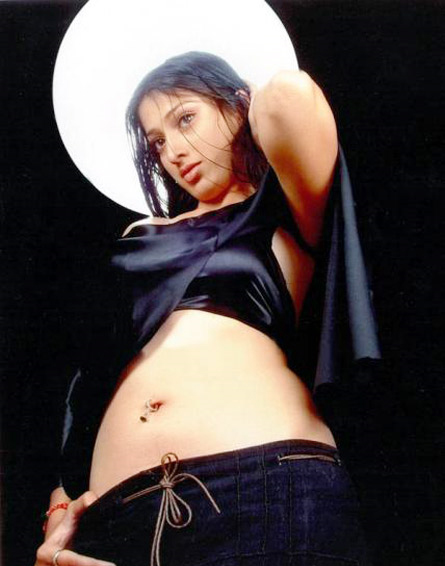laxmi-rai-hot-navel-sexy