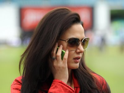IPL photos Preity Zinta