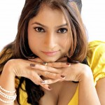 srilekha-hot -cleavage