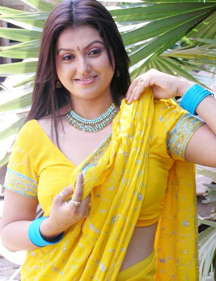 sona-hot-saree-navel