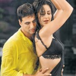 Katrina Kaif Akshay Kumar hot stills 150x150 Katrina Kaif with salman akshay and ranbir