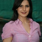 Zarine Khan 150x150 Zarine Khan hot bikini navel photos