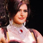 Zarine Khan hot cleavage3 150x150 Zarine Khan hot bikini navel photos