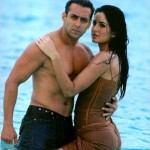 salman katrina zarine 150x150 Zarine Khan hot bikini navel photos