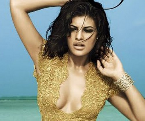 Jacqueline-Fernandez-hot-spicy-cleavage