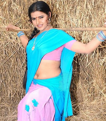 Madhu-Sharma-hot-navel