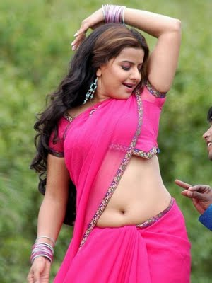 Madhu-Sharma-hot-saree-navel