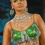 Rakhi Sawant hot navel 150x150 Rakhi Sawant Hot Cleavage Navel Photos