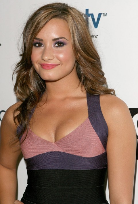 Demi lovato hot spicy cleavage Demi Lovato Hot Spicy Photos