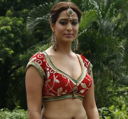Mahi-gill-sexy-hot-navel-photos