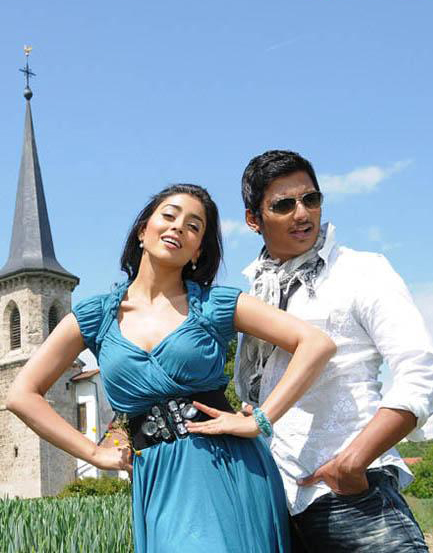 Shreya-Saran-Jeeva-hot-Rowthiram-movie