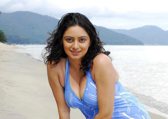 Hema-Malini-hot-spicy-cleavage
