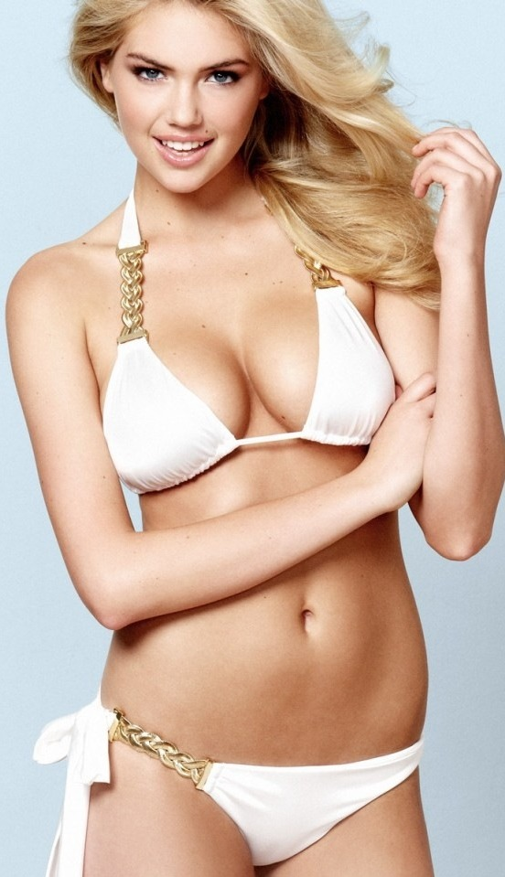 Kate Upton Hot Bikini Gallery