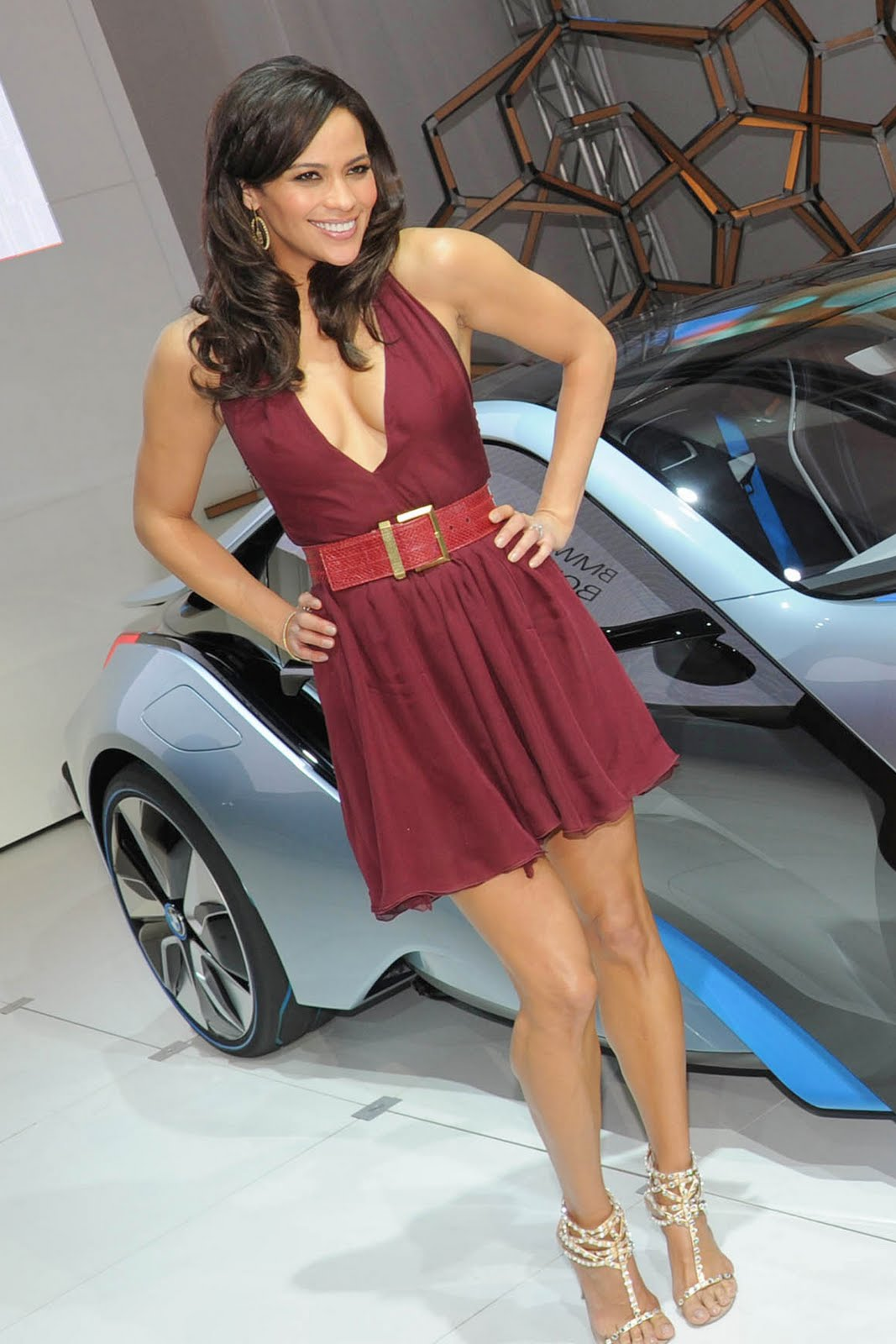 Paula Patton Hot in Mission Impossible 4