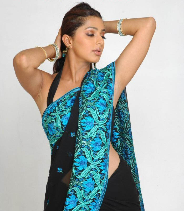 bhumika-chawla-hot-saree-navel