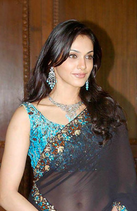 isha-koppikar-hot-saree-navel