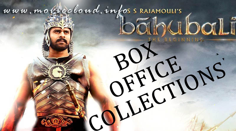 Bahubali Total Box Office Collection Report