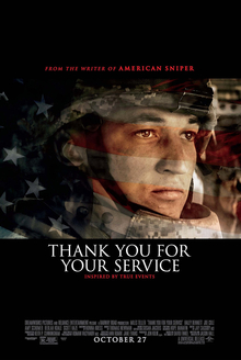 Thank You For Your Service – A new Hollywood movie