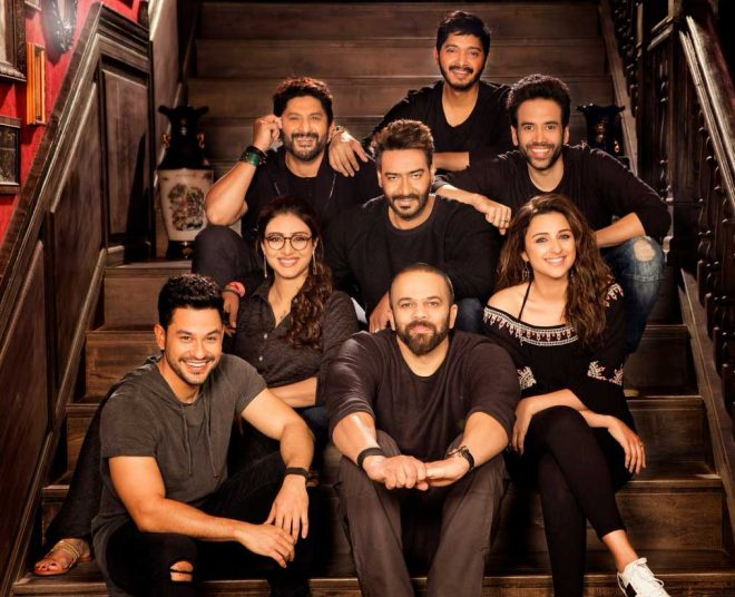 Golmaal Again Movie stills and trailer