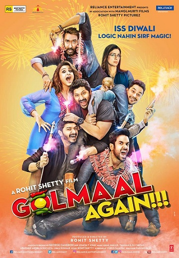 Golmaal Again – New Bollywood Movie