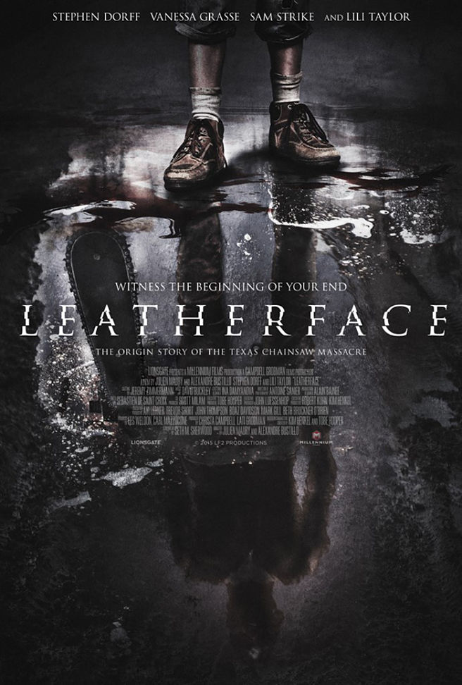Leatherface – A new horror movie