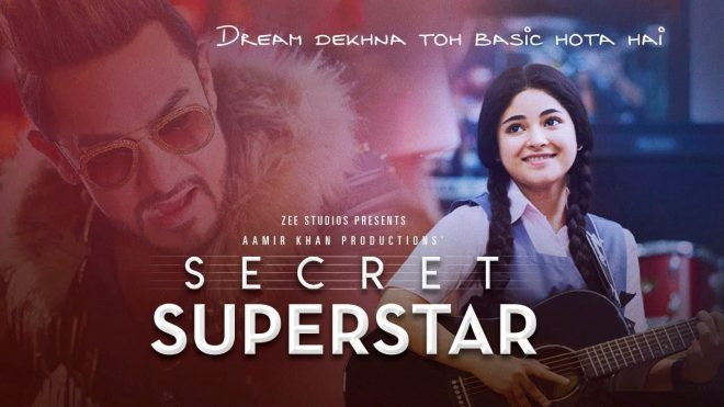 Secret Superstar – A New Bollywood Movie