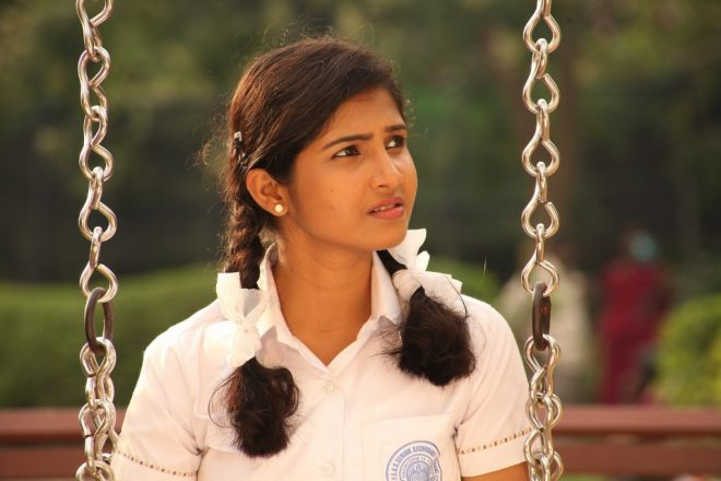 Actress Venba Recent Cute Stills