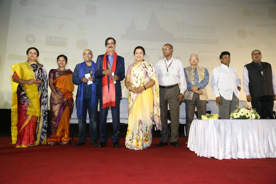 15th ciff closing ceremony 02 15th Chennai International Film Festival Stills