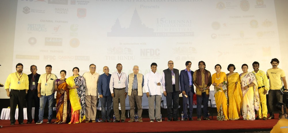 15th ciff closing ceremony 09 15th Chennai International Film Festival Stills