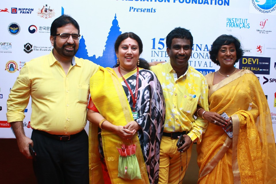 15th ciff closing ceremony 44 15th Chennai International Film Festival Stills
