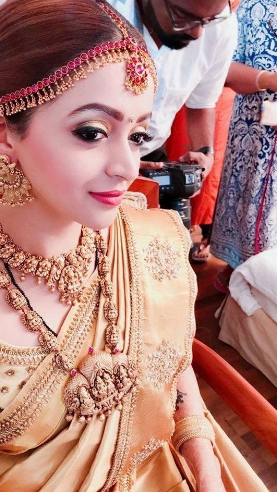 actress_bhavana_and_naveen_wedding_stills_photos_pictures_01