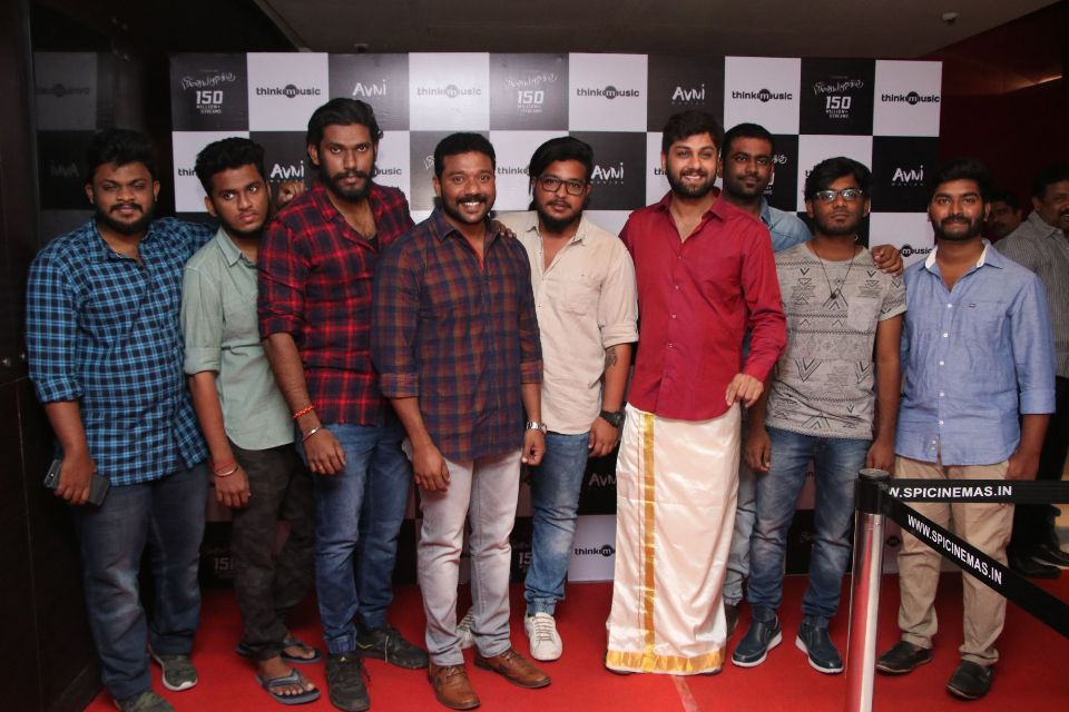 meesaya_murukku_album_felicitation_think_music_13