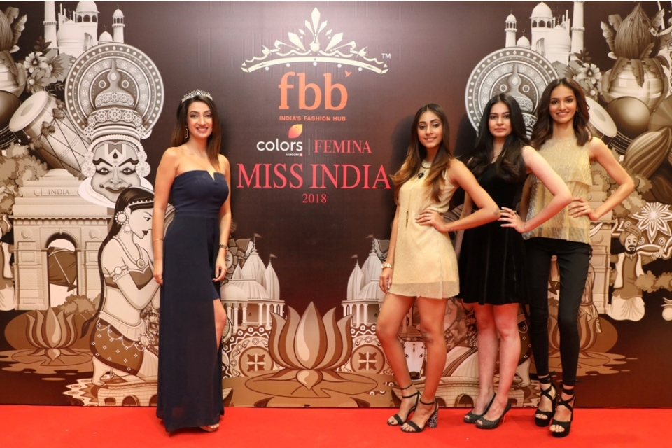 femina miss india 2018 05 55th FBB Colors Femina Miss India 2018