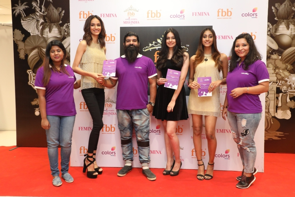 femina miss india 2018 10 55th FBB Colors Femina Miss India 2018
