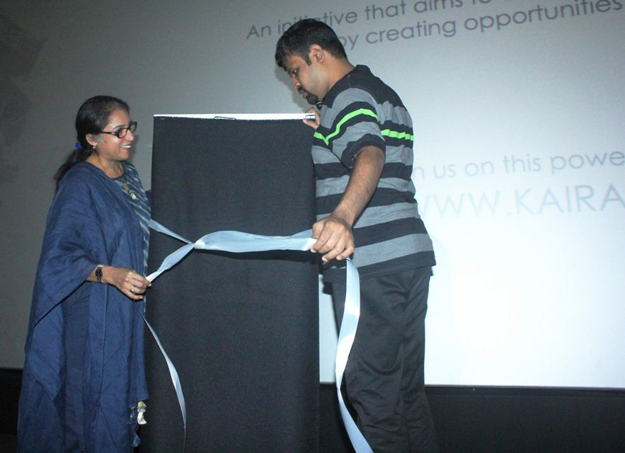 inclusive design initiative actress revathy 02 Kai Rassi And Rubecon Opened By Actress Revathy