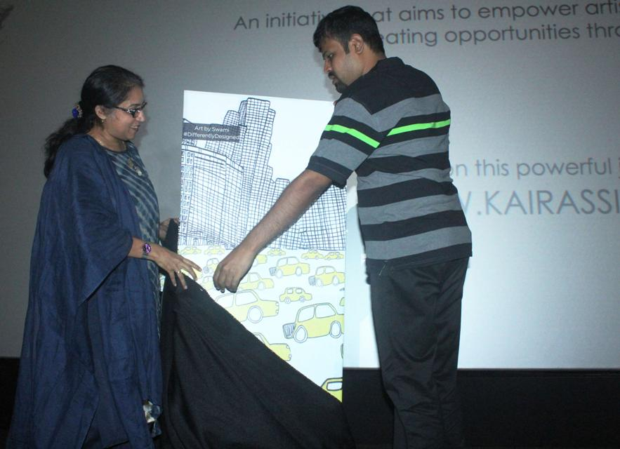 inclusive design initiative actress revathy 03 Kai Rassi And Rubecon Opened By Actress Revathy