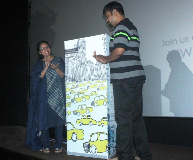 inclusive design initiative actress revathy 04 Kai Rassi And Rubecon Opened By Actress Revathy