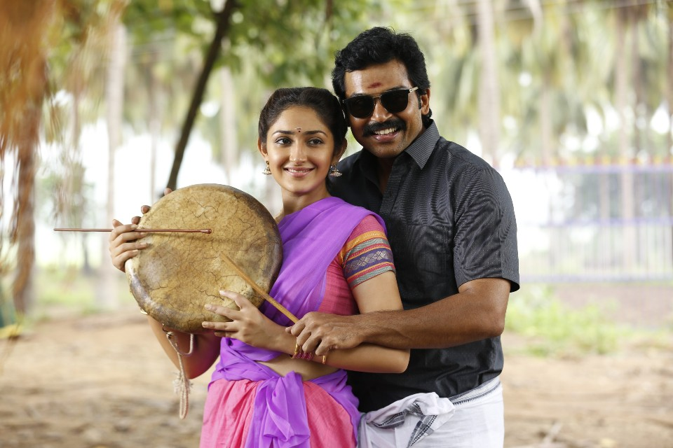 kadai kutty singham karthi stills 9 kadai kutty singam Movie Stills