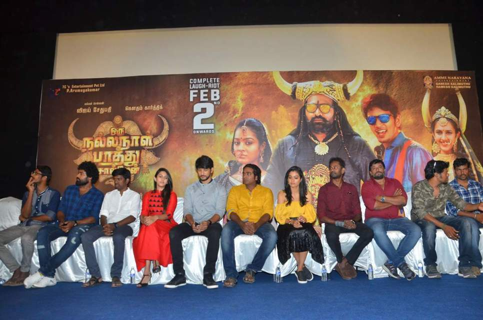 oru_nalla_nal_paathu_soldren_press_meet_14