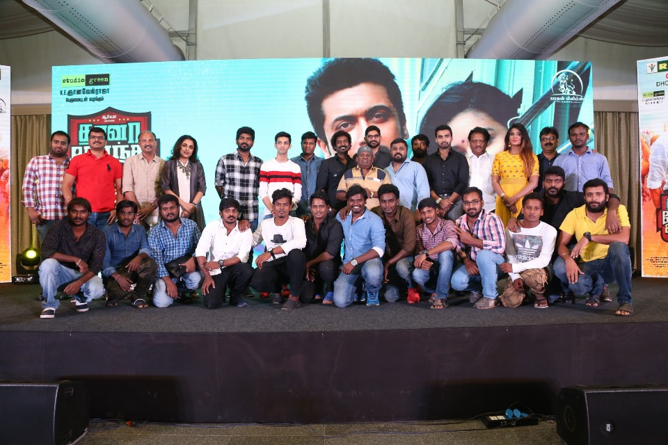 thaana serndha kootam success meet 28 Thaana Serndha Koottam Success Meet