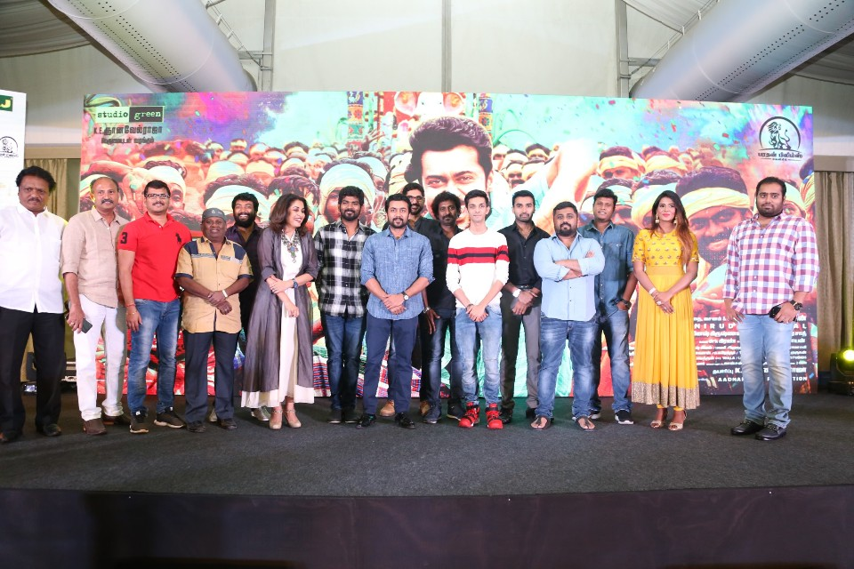 thaana serndha kootam success meet 29 Thaana Serndha Koottam Success Meet