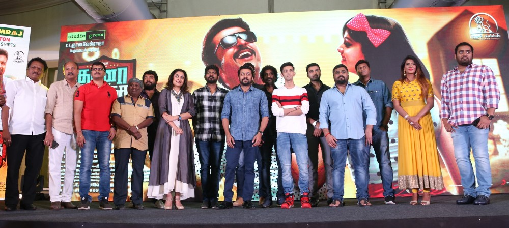 thaana serndha kootam success meet 32 Thaana Serndha Koottam Success Meet