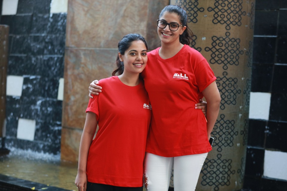 walk a mile in her shoes event stills 07 Actress Varalakshmi Against Domestic Violence