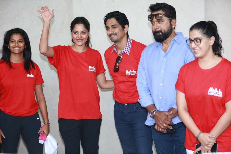 walk a mile in her shoes event stills 10 Actress Varalakshmi Against Domestic Violence