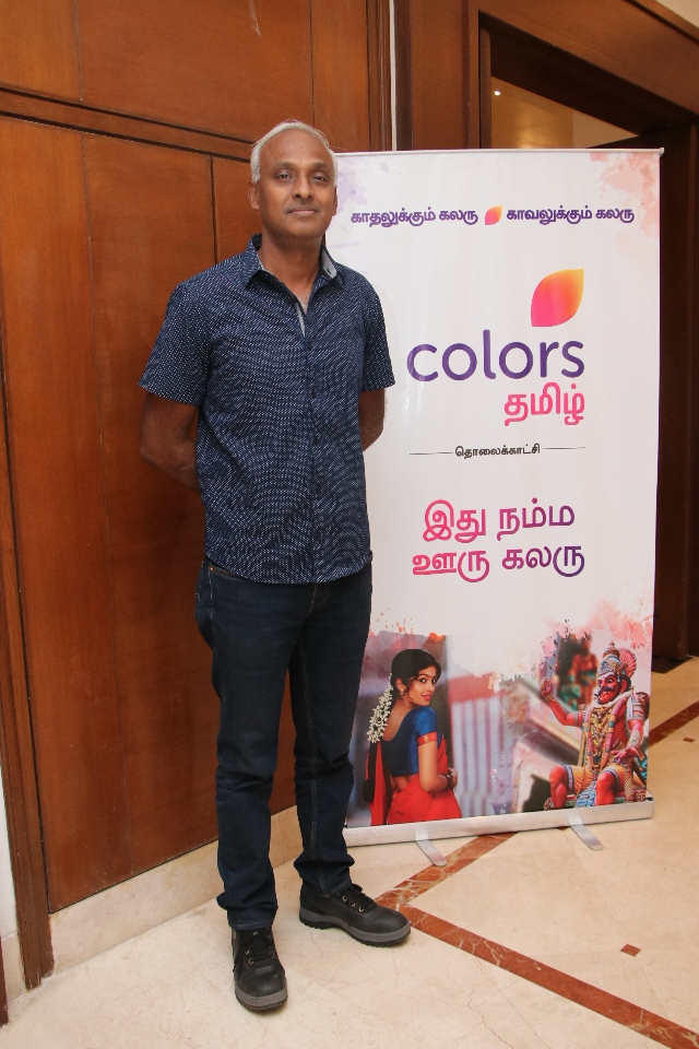 colours channel press meet 01 Colours Tamil Channel Press Meet