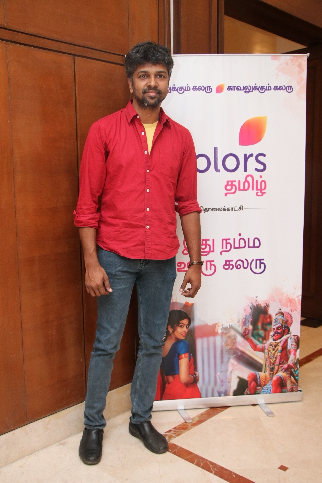 colours channel press meet 02 Colours Tamil Channel Press Meet