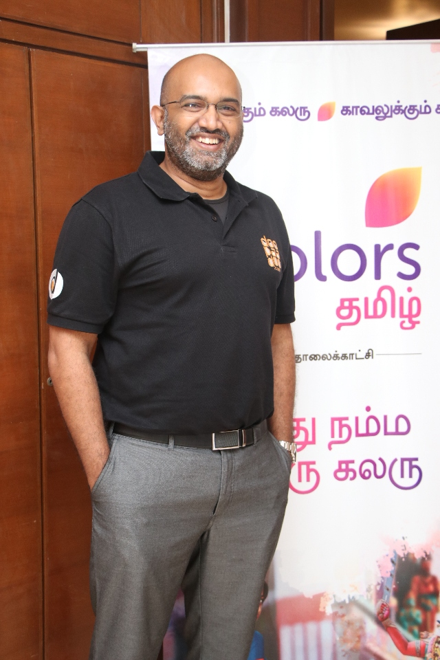 colours channel press meet 03 Colours Tamil Channel Press Meet
