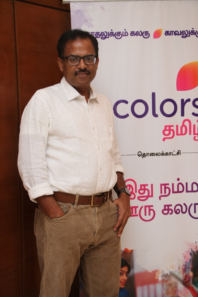colours channel press meet 04 Colours Tamil Channel Press Meet
